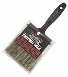 Wooster-Brush-Z1101-4-Factory-Sale-Gray-Bristle-Paintbrush-4-Inch