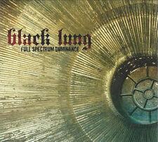 BLACK LUNG Full Spectrum Dominance CD 2009 ant-zen