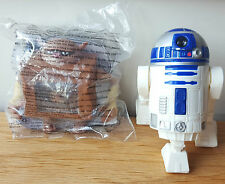 UK McDonalds Happy Meal Toy BOXTROLLS CLOCKS new sealed & 2009 R2D2 Star Wars