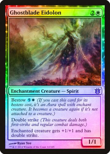 Ghostblade Eidolon FOIL Born of the Gods PLD White Uncommon MTG CARD ABUGames