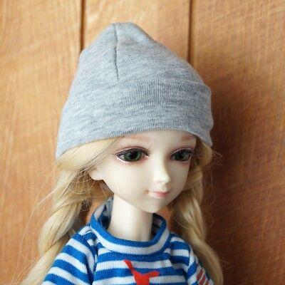 "Blue Beanie Cap Hat Prop  for 1//6 11/"" BJD YOSD dz dk dollfie volks photograph"
