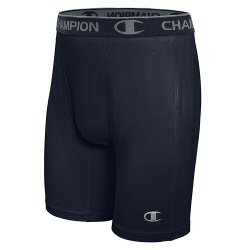 Champion PowerFlex Men/'s Solid Compression Shorts 87294 407Z32