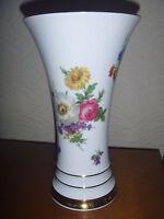 exclusive BAVARIA-Porzellan-Vase (Stempel s.Foto) 24 cm hoch aus Nachlaß