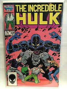 Incredible-Hulk-Vol-1-328-VF-1st-Print-Marvel-Comics