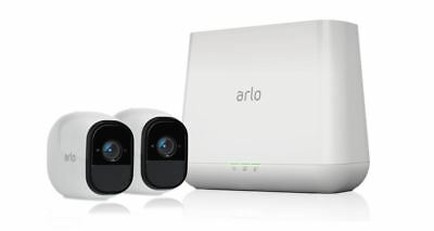 Arlo Pro by NETGEAR (VMS4230), Security System - 2 Wire-Free HD Cameras