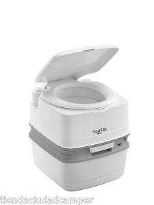 OFERTA-WC-Quimico-Portatil-Thetford-Porta-Potti-Qube-165-21-Litros-Camper