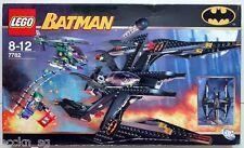 LEGO DC BATMAN I 7782 : The Batwing : The Joker's Aerial Assault