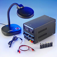 X-tronic 6000 Series - Model 6080-xts 30v 5a Dc Power Supply