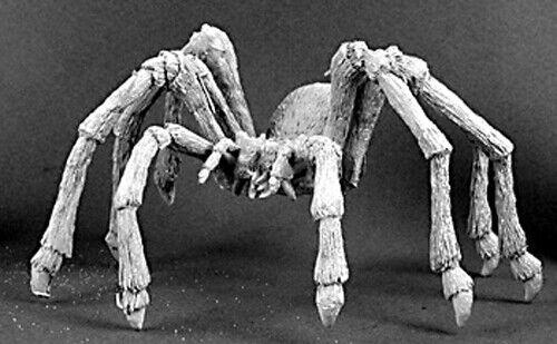 Reaper Miniatures Huge Spider Dark Heaven Legends Unpainted Metal Figure