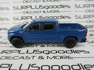 Greenlight-1-64-LOOSE-2019-Chevrolet-SILVERADO-1500-LT-Trail-Boss-Pickup-Truck
