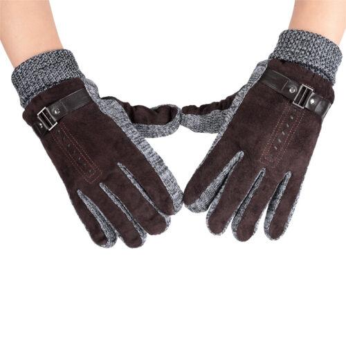 Waterproof Thermal Winter Gloves Warm Men Women Touch Screen Ski Snow Cycling US