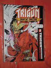 TRIGUN MAXIMUM-N°5-MANGA DYNAMIC-in italiano- yasuhiro nightow-gunslinger space