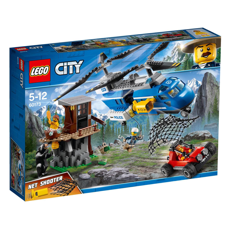 LEGO 60173 CITY Arresto in Montagna