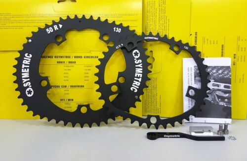 Osymetric BCD 130x5 50+42T //52+42T //54+42T //54+44T 56+44T 11//10 Speed Chainrin