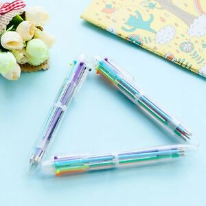 Creative-Statio-Stationery-Ball-Gift-Color-Supplies-Pens-Pen-School-Ballpoint