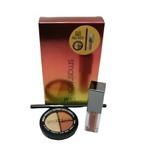 Smashbox Ablaze Eye and Lip Set Full Sized Eyeshadow Lipstick & Liner New in Box