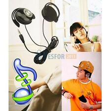 Sport Earphone Clip On Sports Stereo Headphones Earphone For MP3 MP4 Player New
