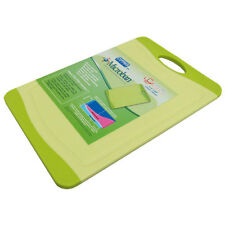 VonShef Double-Sided Chopping Board with Counter Edge 99/% ANTIMICROBIAL PROTECT
