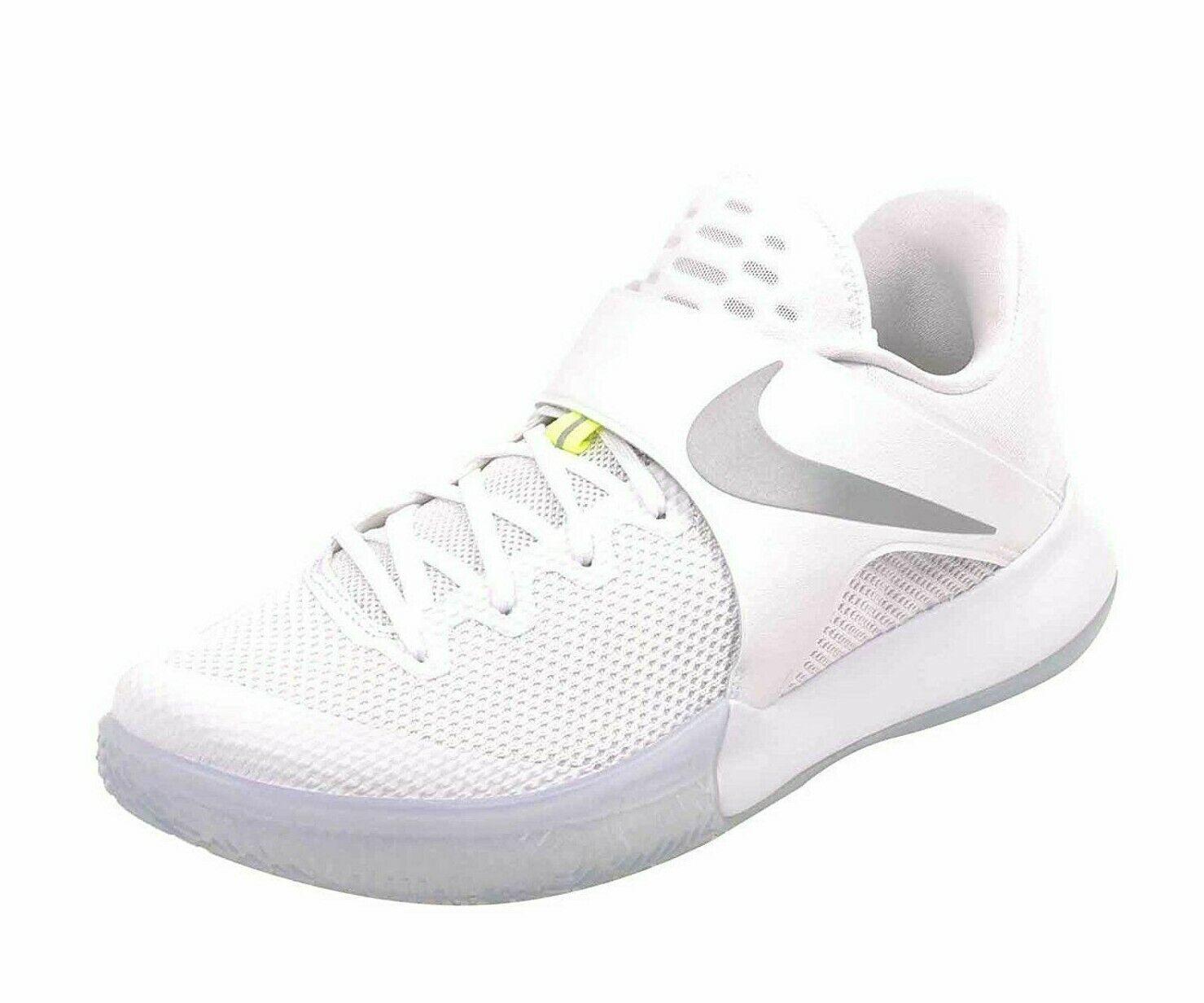 Nike Mens Mens Mens Zoom Live Sneakers 852421 117 White