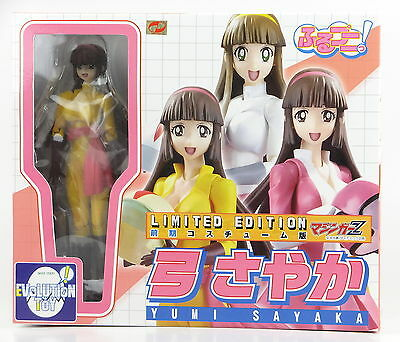 Evolution Toys Full Puni! Mazinger Z Sayaka Yumi Action figure Limited