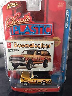 1:64 Chevy Blazer Boondocker Nuovo E Sigillato