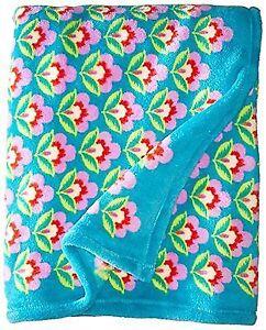 Vera Bradley Womens Throw Blanket for sale online  10f8e6e50