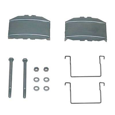 Pagid 109-1053 Rear Brake Pad Fitting Kit Citroen XM, Xantia & BX