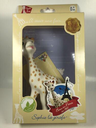 Sophie the Giraffe La Baby Teether New Damaged box
