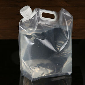 Portable-Folding-Clear-Water-Bag-Supply-5L-Survival-Kits-Outdoor-Hiking-Camping