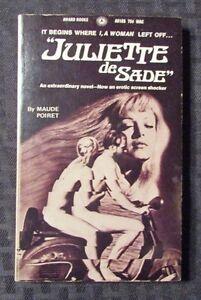 1970 JULIETTE DE SADE byy Maude Poiret 1st Award A618S VF
