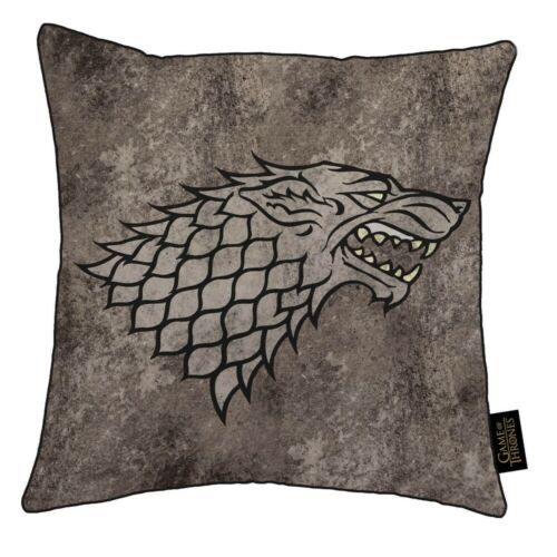 Game Of Thrones House Canvas Cushion SI484