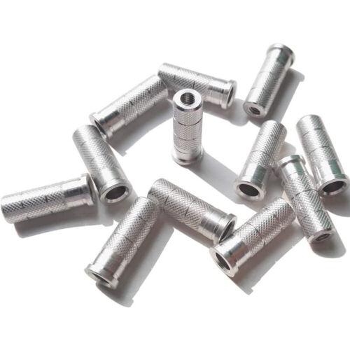 Inserts für Pfeile 12 Stück Aluminium Menge