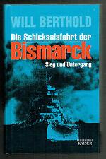 """DIE SCHICKSALSFAHRT DER """"BISMARCK"""" - SIEG UND UNTERGANG"""