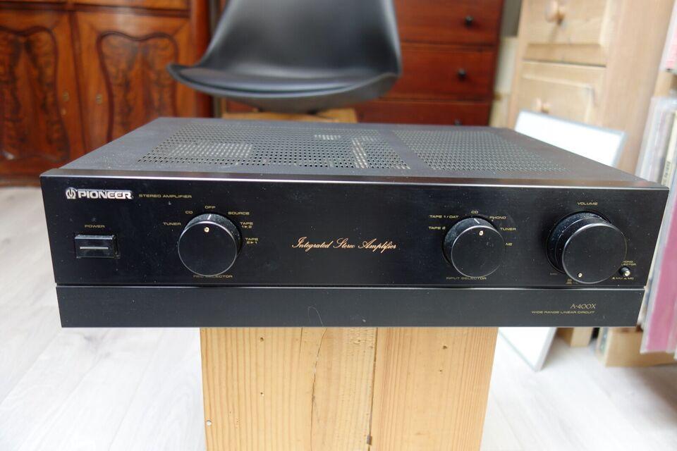 Integreret forstærker, Pioneer, A400x