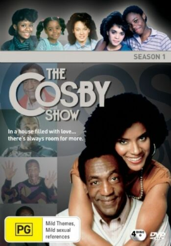 1 of 1 - The Cosby Show : Season 1 (DVD, 2006, 3-Disc Set)