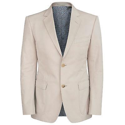 GUCCI $1,830 khaki beige slim fitted sportcoat blazer cotton jacket 38/48 NEW