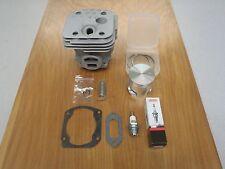 Easysaw Nikasil cylinder piston kit for Husqvarna 372XP X-Torq  365 X-Torq 50mm