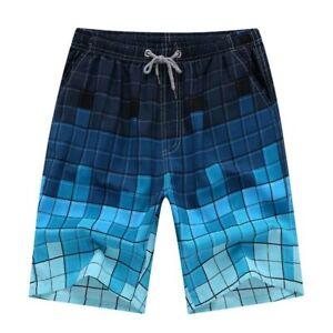 New-trunks-short-pants-shorts-hot-beach-surf-board-swiming-swimsuit-Men-039-s-summer
