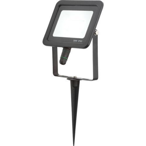 NEW Otley 30W LED Spike Floodlight Cool White 2400lm UK SELLER FREEPOST