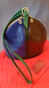 In Renaud Modèle Box 3 Pellegrino En Sac Cardinal Cuir Bag Leather zUq7dWzHn