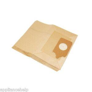 KARCHER-APE-Aspirapolvere-sacchetti-in-carta-per-aspirapolvere-x-10