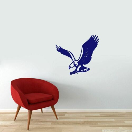Patriotic Flying Eagle Wall Decal Birds Freedom Wall Decor Animal America