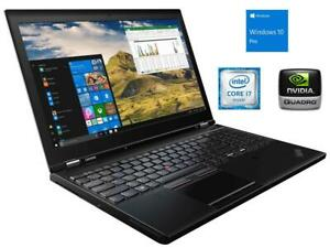 Lenovo-ThinkPad-P50-Intel-i7-6820HQ-16G-500GB-SSD-Quadro-15-FHD-IPS-Warranty