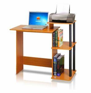 Computer Desk Black Table Small Home