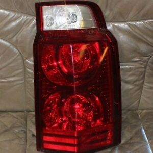 Image Is Loading Jeep Commander Taillight Rear Tail Lamp Oem 2007