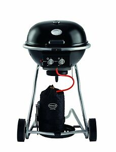 Roesle-No-1-G60-Gas-Kugelgrill-Holzkohlegrill-Gasgrill-Grillen