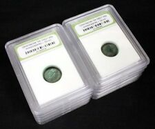 10 Slabbed Ancient Constantine the Great Coins c330 AD FREE SHIPPING