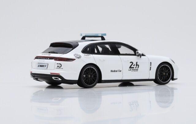 "PORSCHE Panamera Sport Turismo "" Medical Car "" 24H Le Mans 2018 SPARK 1:43 S7049"