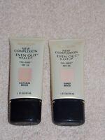 Revlon Complexion Even Out Spf 20 Choose Your Color Makeup Oil-free 1 Oz