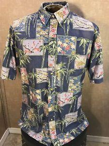418865b81 ONO & COMPANY By Liberty House Floral Button Down Hawaiian Shirt ...